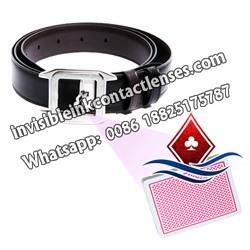 Gürtel Barcode Poker Scanning Kamera