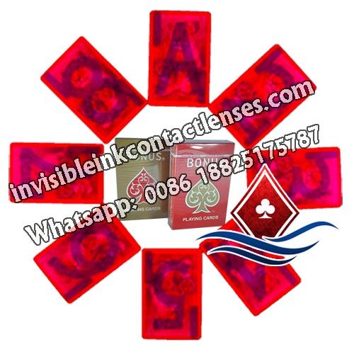Cartas Marcadas Tinat Invisible Bonus