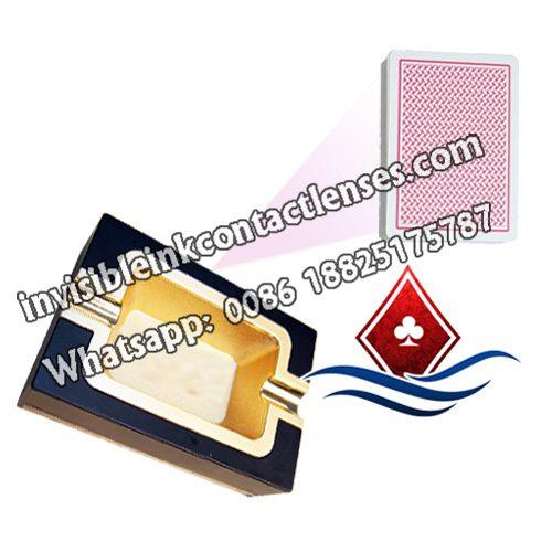 Caixa de Cigarro Scanner de Poker