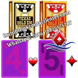 Copag Texas Holdem Baralho Marcado