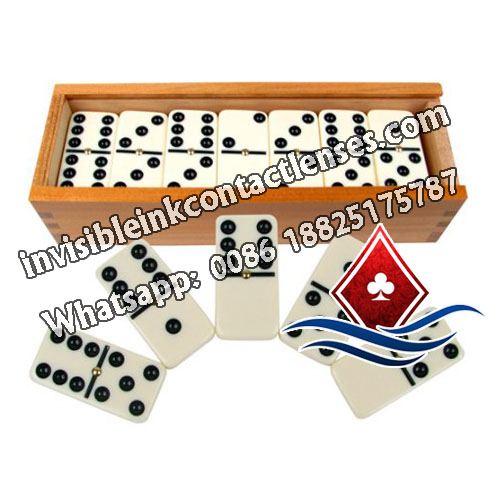 Duplas-Seis Domino Marcados