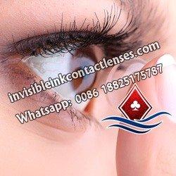 Unsichtbare Tinte Kontaktlinsen Für Braune Augen