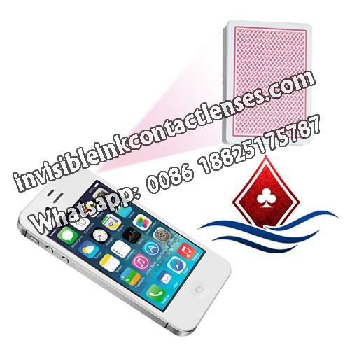 Scanner de Poker Telefone Celular iPhone