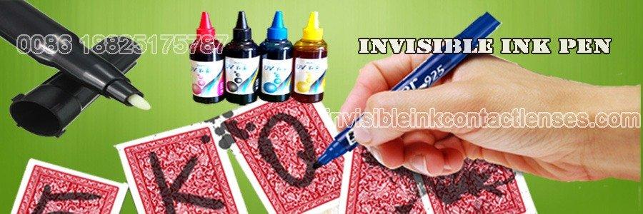 penna inchiostro invisibile