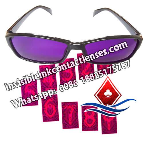 Gafas de Sol Cartas Marcadas