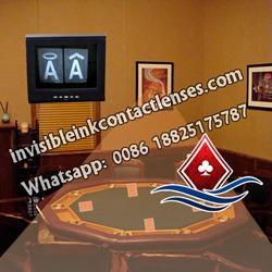 Wandbild Infrarot Kamera Für IR Gezinkte Karten