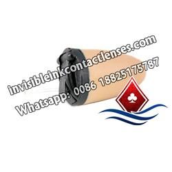 Drahtlose Poker Analysator Ohrhörer